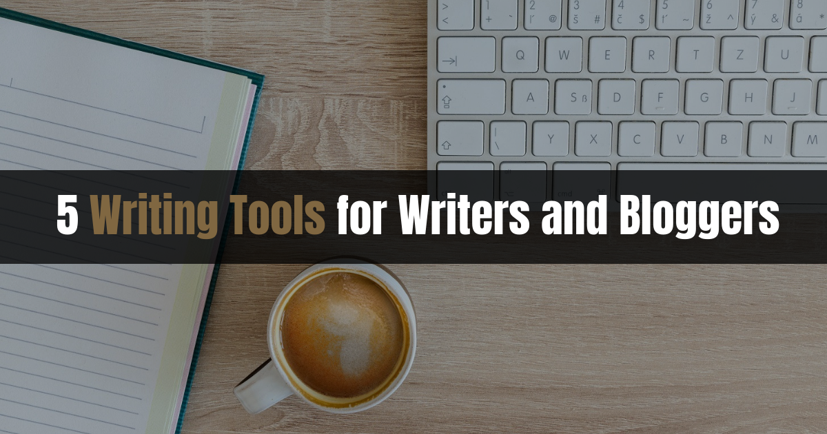 5 tools used in Content Writing