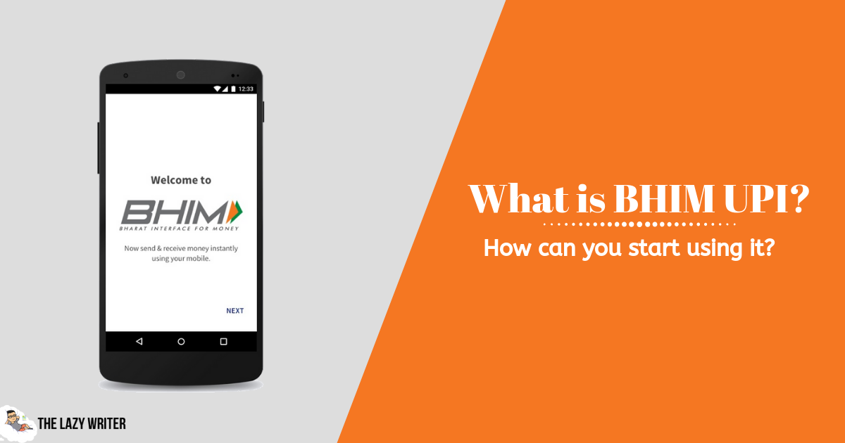 What is BHIM UPI?