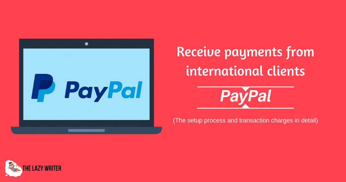 PayPal for freelancers – Accept international payments